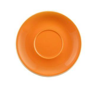 Picture of Rockingham Latte or Megaccino Saucer Orange