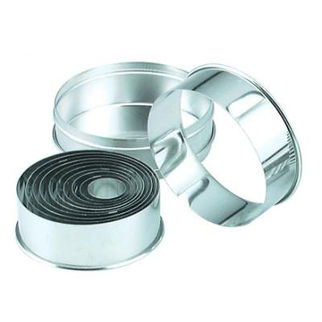 Picture of Round Plain Cutters 11pc
