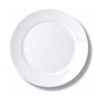 Picture of Round Plate 195mm Chelsea Wide Rim