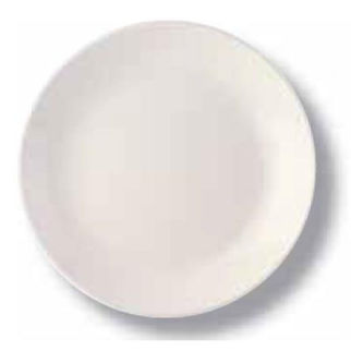 Picture of Round Plate 210mm Coupe Ascot (B0543)