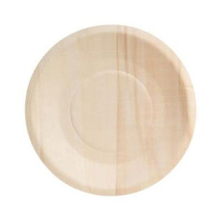 Picture of Round Plate Wide Rim 10pcs  190mm