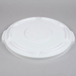 Picture of Rubbermaid Brute Lid to suit SAF0099 & SAF0100 White