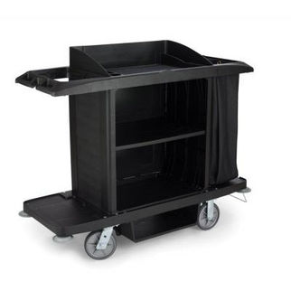 Picture of Rubbermaid Full Size Housekeeping Cart Housekeeping cart