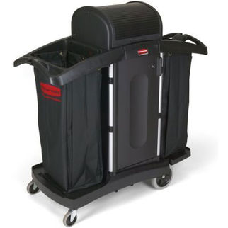 Picture of Rubbermaid High Security Housekeeping Cart 1601mm