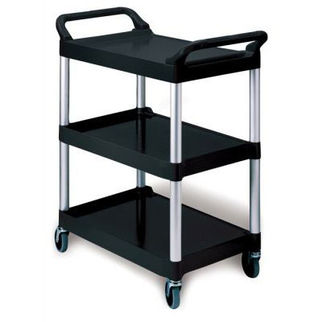 Picture of Rubbermaid Utility Cart 854mm Platinum