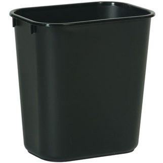 Picture of Rubbermaid Waste Basket 12 Litre Black