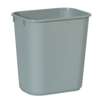 Picture of Rubbermaid Waste Basket 12 Litre Grey