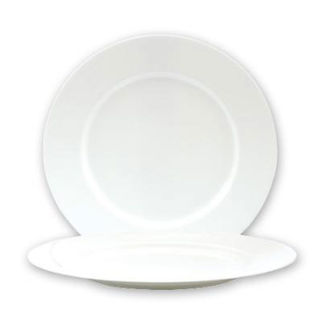 Picture of Ryner Bone China Round Plate With Fine Edge 180mm