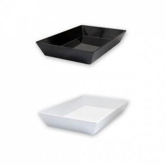 Picture of Ryner Melamine Deep Dish 450x300x70mm  white