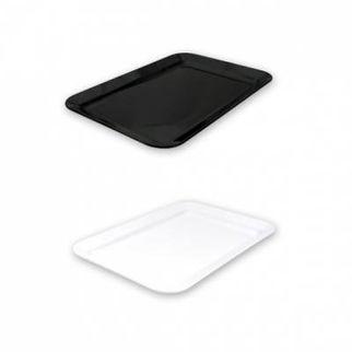 Picture of Ryner Melamine Rectangluar Platter 450x300mm black