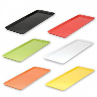 Picture of Ryner Melamine Sandwich Plate 500x180mm  yellow