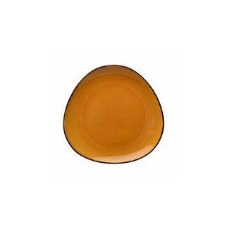 Picture of Saffron Spice Triangolare Plate 210mm