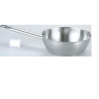 Picture of Sauteuse Tapered Elite Chef Inox