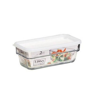 Picture of Save And Store Rectangular Bowl 965ml