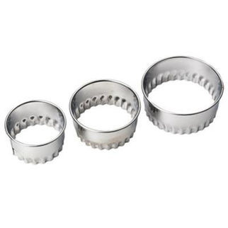 Picture of Scone Cookie Cutters Set Of 3