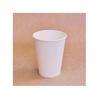 Picture of Single Wall Plain Cup 12oz 90x58x110mm