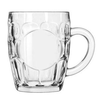 Picture of Sintra Dimple Beer Mug 290ml