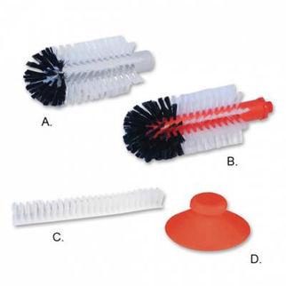 Picture of Spare Part Centre Brush For Single Glass Brush Aluminium Body D