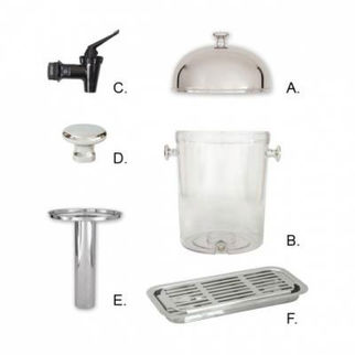 Picture of Spare Parts For Juice Dispenser knob - d