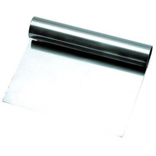 Picture of Stainless Steel Dough Scraper 80mm