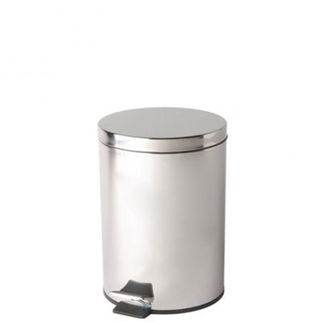 Picture of Stainless Steel Pedal Bin 3L