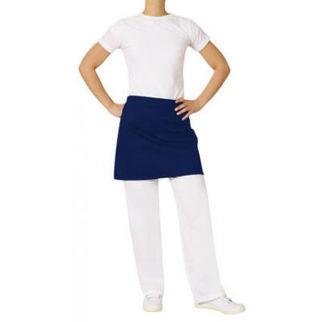 Picture of Standard Half Waist Apron White