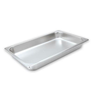 Picture of Standard Steam Pans Stainless Steel 8500ml