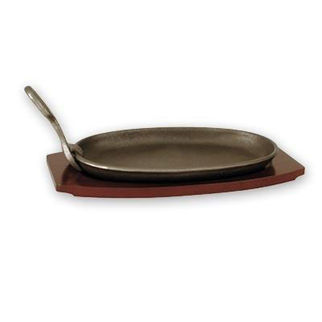 Picture of Steak Sizzler Cast Iron Black 290mm