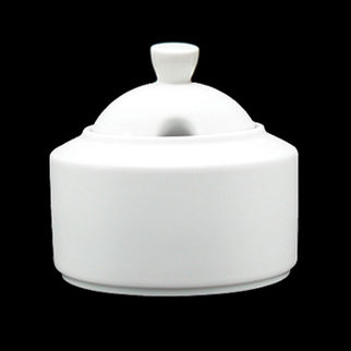 Picture of Superwhite Vitrified Covered Sugar Bowl