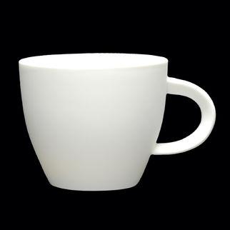 Picture of Superwhite Vitrified Ojo Bistro Cappuccino Cup