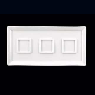 Picture of Tavola Rectangular Well Plate 260 x 133mm