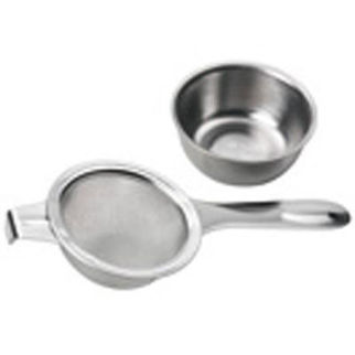 Picture of Tea Strainer Including Drip Bowl