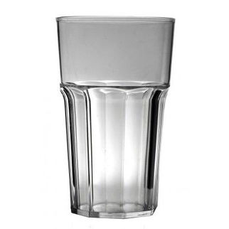 Picture of Titan Polycarbonate Panelled Drinkware TALL BOY 425ML