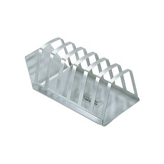 Picture of Toast Rack Stainless Steel 6 Slice W Base