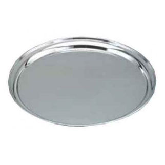 Picture of Tray Round 300mm Stainless Steel