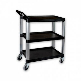Picture of Trolley Plastic 3 Tier 800x380x880mm