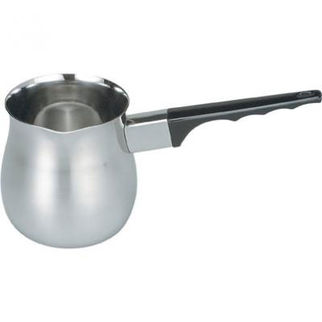 Picture of Turkish Coffee Pot 18/10 Stainless Steel 340ml