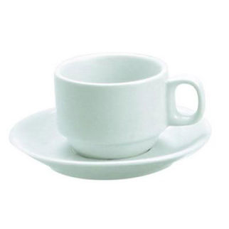 Picture of Vitroceram Stackable Tea Coffee Saucer