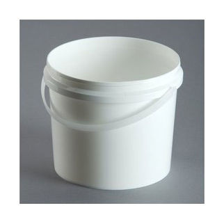 Picture of White Plastic Foodsafe Pail 2.2L