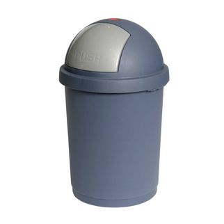 Picture of Willow Bullet Bin 25l Blue