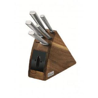 Picture of Wiltshire Prem Radius 6pc Knife Block