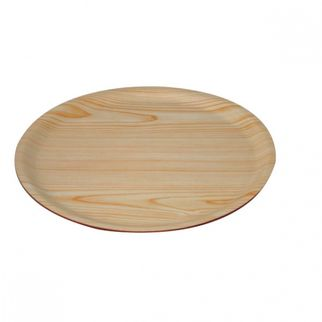 Picture of Wood Tray Round birch