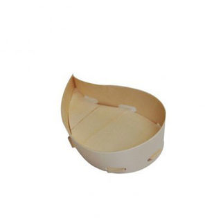 Picture of Wooden Teardrop Server 140 x 85 x 25